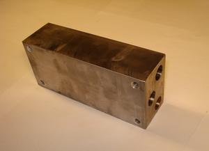 Branding machine Element holder 160x70