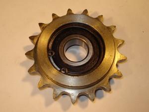 Chain wheel P1/2-17 ø20