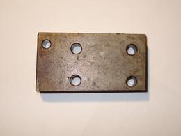 Standard Carrier Chain fastener rear