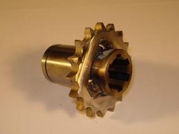 Standard Drive wheel P1/2-17