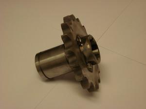 Standard Drive wheel P5/8-17