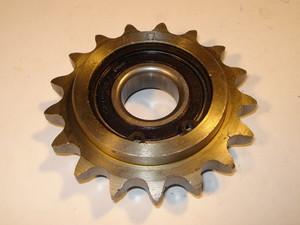 Chain wheel P5/8-17 ø25