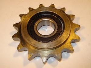 Chain wheel P3/4-15 ø25