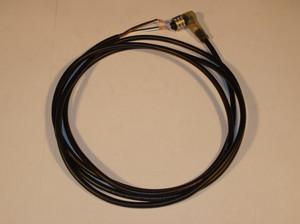 Sensor cable with connector M12 4-pole L=2m unshielded