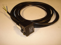 Cable socket with rectifier 230V 3m