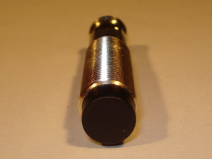 Inductive sensor M12 ME PNP NO unshielded