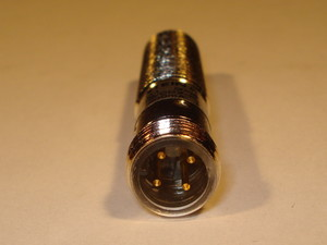 Inductive sensor M12 MI PNP NO shielded