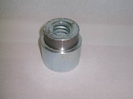Adjustment system Trapezium nut Left, steel