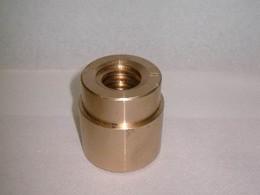Trapezium nut ø55.5 left Tin bronze