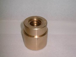 Trapezium nut ø55.5 right Tin bronze
