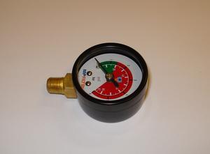 Return filter Indicator visual 6 bar MP Filtri