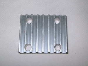 Block cutter Carrier Belt fastener