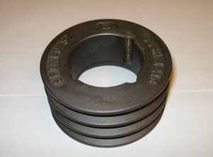 Block cutter V-belt wheel SPZ3 080 1210