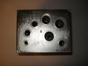 R-1000 Valveblock steel JMS-1527