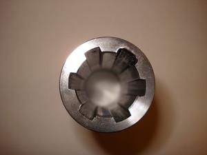 Channels Drive wheel belt 30/50 Spline quill ø35 L=105