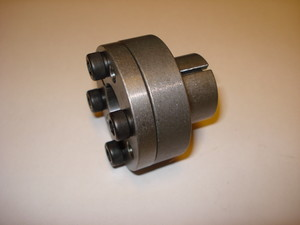 Pin and bush coupling 20x28