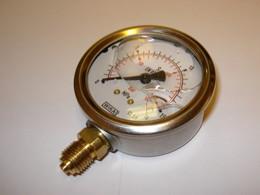 Manometer 0-160 bar